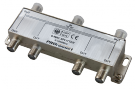 ДЕЛИТЕЛЬ ТВ х 6 под F разъём 5-1000 МГц PROCONNECT