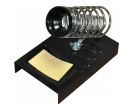 Подставка под паяльник (FD-7049) (ZD-10A) REXANT